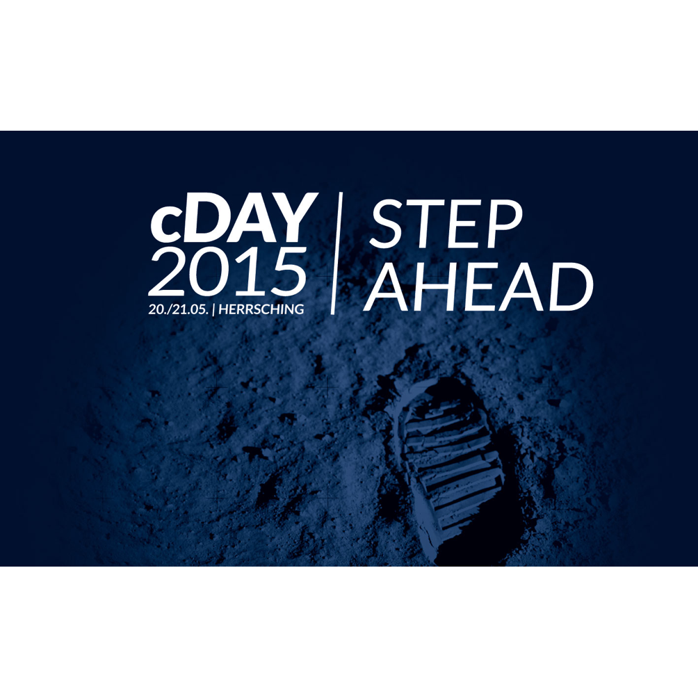 cDAY 2015 | STEP AHEAD