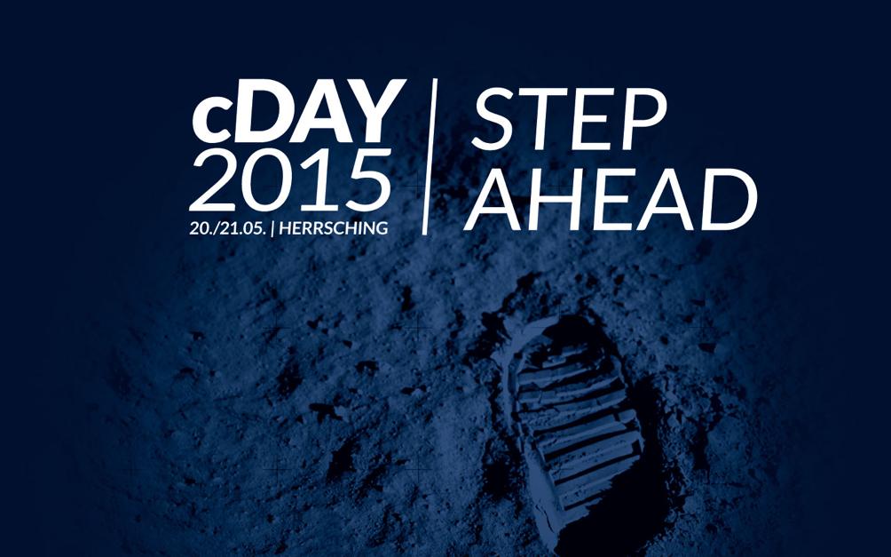 cDAY 2015 | STEP AHEAD