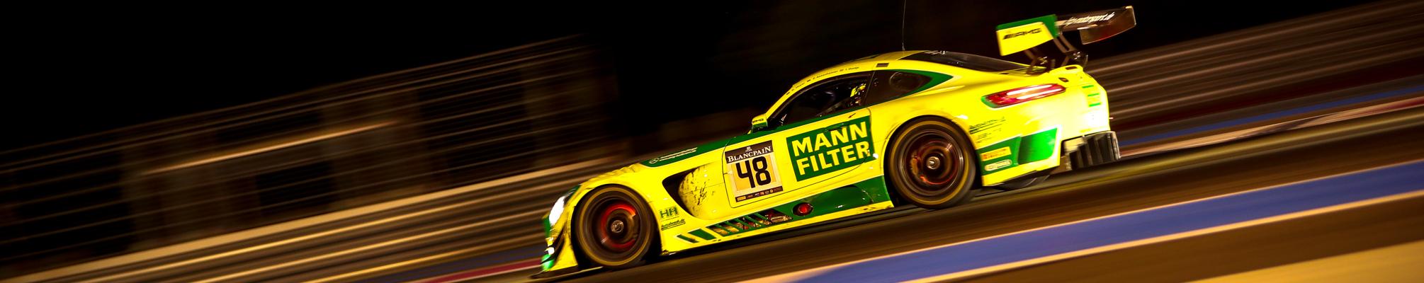 MANN-FILTER AMG GT