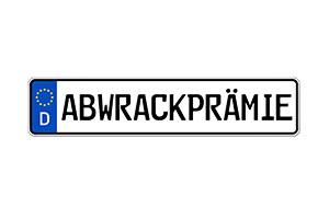 LKW-Abwrackprämie - Hier bekommen Sie Ihren Verwertungsnachweis